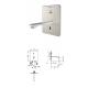 F3EM1011 keverő elektronikus mosdó